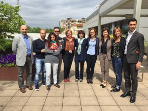 Foto gruppo lavoro workday