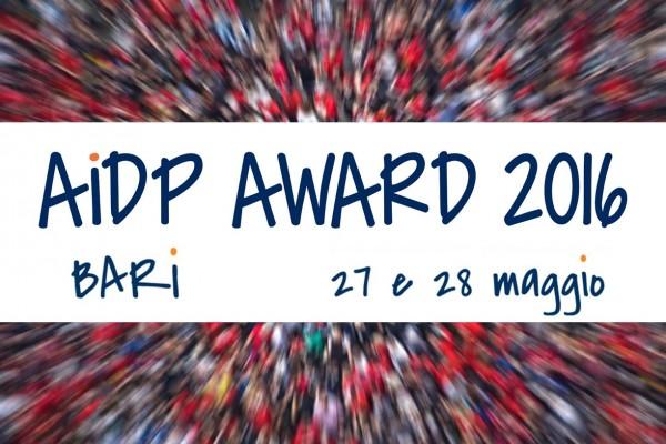 aidp award 2016