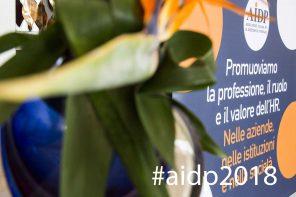 VINCITORI AIDP AWARD 2018 <br>Un grande riconoscimento per le Direzioni del Personale più innovative