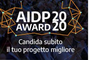 AIDP AWARD 2020 <br>Una grande opportunità per le Direzioni del Personale