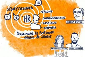 HR Storytelling: dal racconto individuale a quello corale per sentirsi parte di una storia comune
