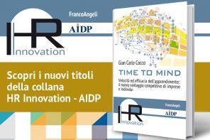 TIME TO MIND Il nuovo libro di Gian Carlo Cocco nella collana HR Innovation