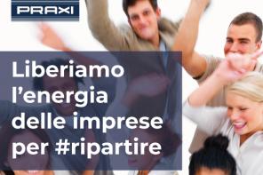 Liberiamo l'energia delle imprese per #ripartire