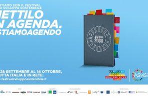 Al via il Festival dello Sviluppo Sostenibile 2021! Ecco il contributo AIDP: #STIAMOAGENDO